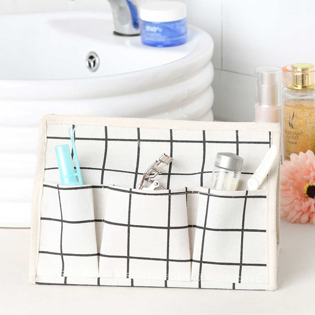 1PC Serbet Kotak Tissue Box Persegi Panjang Linen Kotak Tisu Kapas Jaringan Organizer untuk Kantor Kamar Mandi Dapur