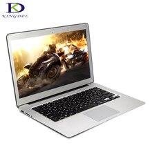 Полный металлический корпус Ultrabook ноутбук Celeron 2957u dual core Windows 10 ноутбук, Веб-Камера, Wifi, Bluetooth, HDMI, 8 Г RAM + 128 Г SSD