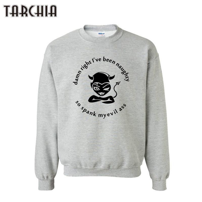 TARCHIA 2018 Printed Pullovers Long Sleeve Brand Clothing Sweatshirt Sweat Fashion Trend Streetwear Men Hoodies Tops