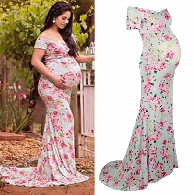 Maxi kleider fur schwangere