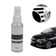 New 100ML Car Chrome Refurbishment Agent Logo Rust Metal Bright Strip Cleaning Brightener Renovation Plating Retreading