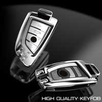 Car Styling key case holder shell bag For BMW 520 525 f30 f10 F18 118i 320li 523li 525li 730 G30 1 3 5 7 Series X3 X4 M3 M4 M5