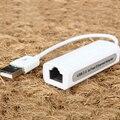 2017 Новый USB 2.0 для Ethernet Адаптер 10/100 М RJ45 Женский Кабель Сети Lan Card Для Планшетных ПК/Mac Book