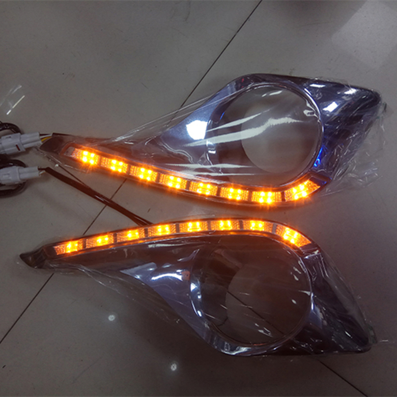 Toyota Highlander 2011 For Sale: Aliexpress.com : Buy Car Flashing 2pcs Car Styling For