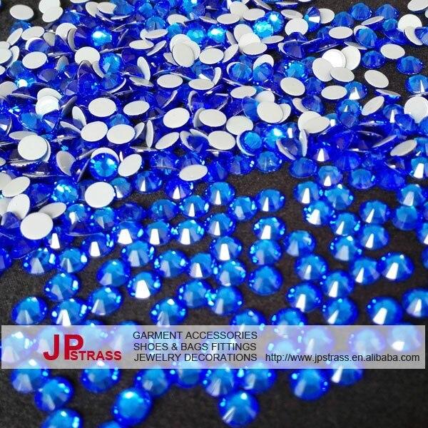 3 мм ss10 хитовый фиксируемый стразовый сапфир 1440 штук каждое изделие в одной партии;, со стразами, с украшением в виде кристаллов для высокое модное платье