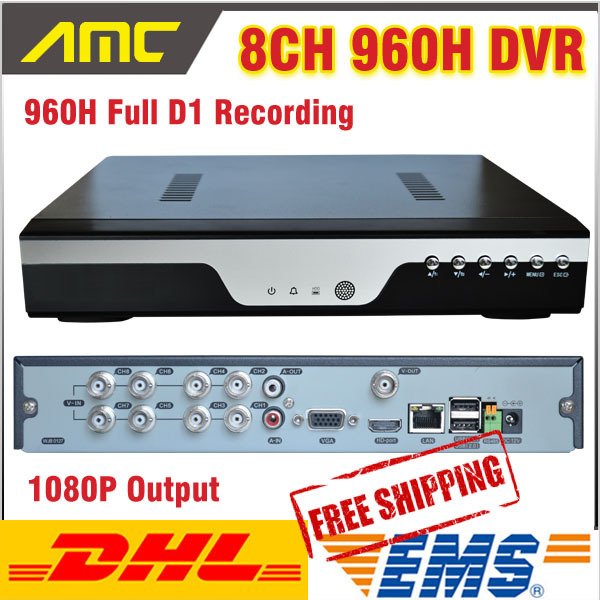 New 8ch 960h DVR H.264 Recorder 8 Channel Full D1 CCTV DVR 8 CH HDMI 1080P Network Mobile Phone DVR Security System cctv видеорегистратор dahua dvr 4ch 8ch 16 ch d1 1u 1sata 4 dvr vga 4 hdmi 1 p2p dvr 2100he dvr2104he