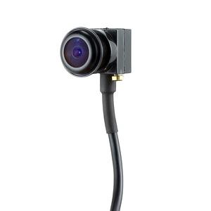 Image 2 - SMTKEY 700TVL video a colori della macchina fotografica angolo di Vista largo Piccola Mini macchina fotografica 140 gradi obiettivo di occhio dei pesci micro mini macchina fotografica di sicurezza