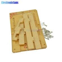 Boîtier Transparent en acrylique Transparent pour Arduino MEGA 2560 R3