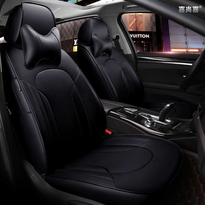Custom Made Leather Car Seat Covers For Volkswagen 4 5 6