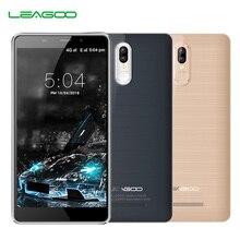 Leagoo m8 pro 5.7 дюймов hd mt6737 quad core smartphone 2 ГБ оперативной памяти 16 ГБ ROM 4 Г Сотовый Телефон Двойной Задней Камеры Android 6.0 Мобильный Телефон
