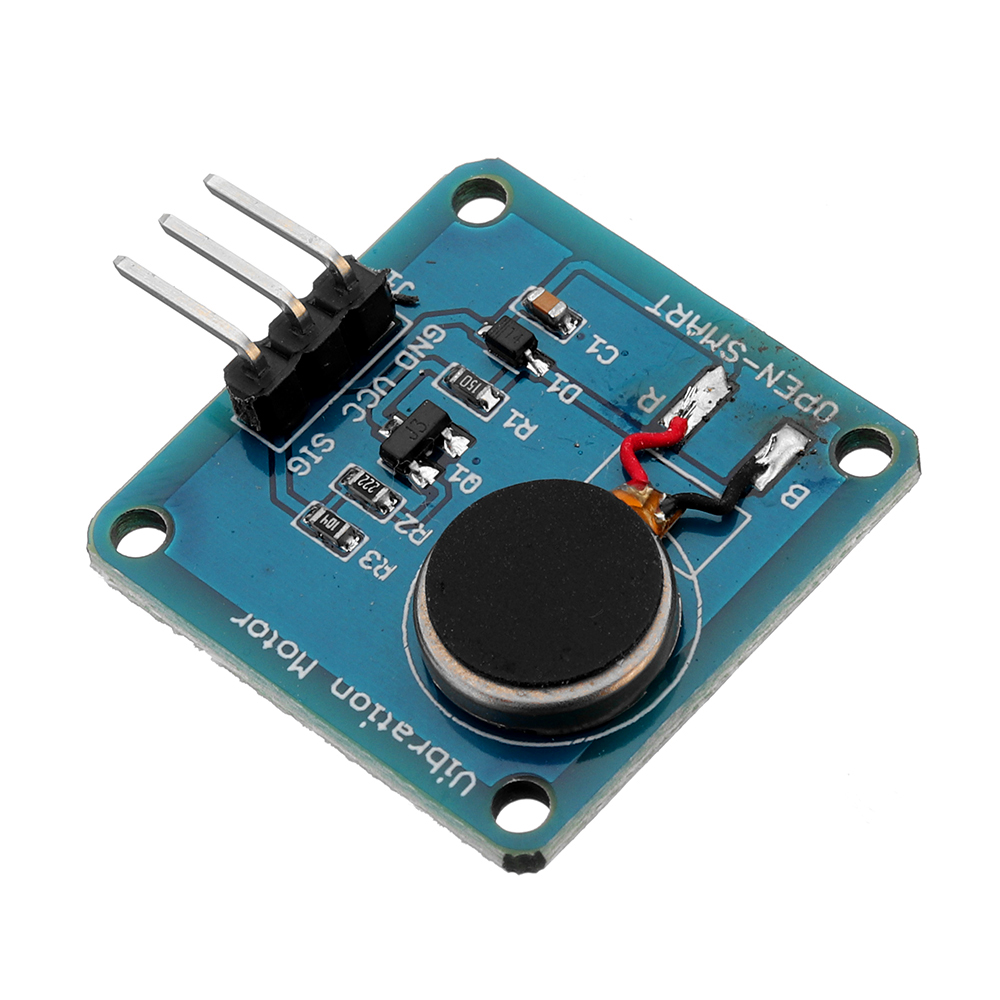 Mini Flat Vibrating DC Motor Vibration Motor Module For Arduino