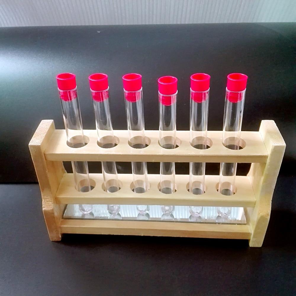 εργαστήριο Ξύλινη δοκιμή σωλήνα - Σχολικά και μαθησιακά υλικά - Φωτογραφία 2