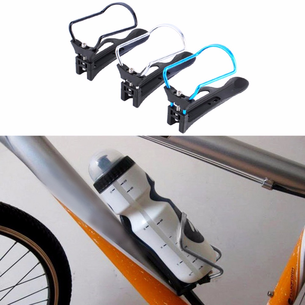 Aluminum Alloy Bike Bicycle Water Bottle Rack Cycling Water Drink Bottle Holder Watter Cup Bracket Drop shipping