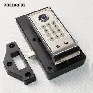 Smart RFID Digital Lock Sauna Locks For Spa Swimming Pool Gym Electronic Cabinet Lock Lockers Lock With TM Key
