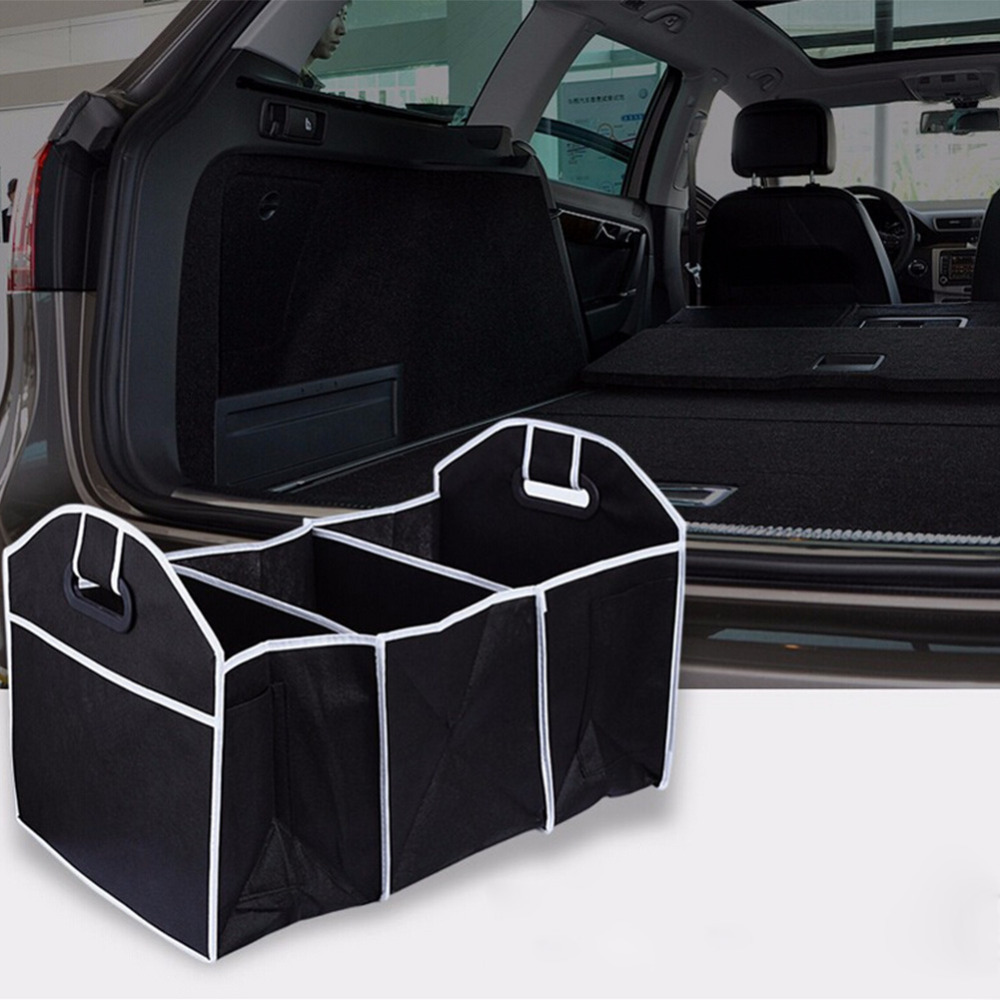 multifunctional waterproof car folding car trunk storage pouch bag car seat back basket storage. Black Bedroom Furniture Sets. Home Design Ideas