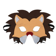 Mask Lion King DC Super Hero Batman Kids Boy Girl Costume Star Wars Xmas Avengers DIY Masquerade Eye Cosplay