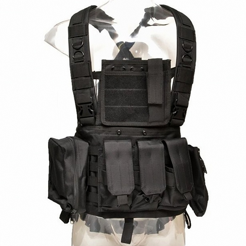 new Military armor Army Vests Combat Tactical Vest Molle Plate Carrier men Vests
