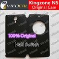 Protetor Kingzone Caso N5 100% Original Oficial Com Vista Da Janela Caso Capa de Couro Flip Elegante Para Kingzone N5 celular