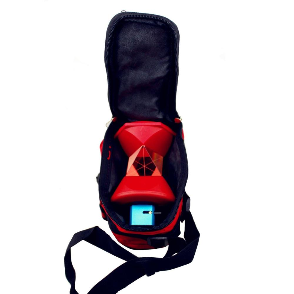 NEW red 360 ROBOTIC PRISM FOR TOTAL STATION SURVEYING GRZ4 GRZ121