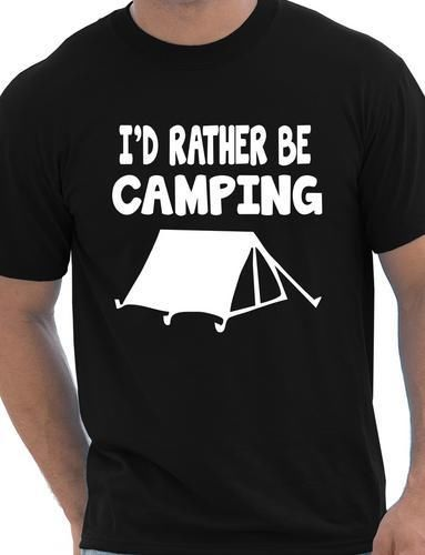 Caravan Funny Slogan Ladies Womens Lady Fit Gift T Shirt