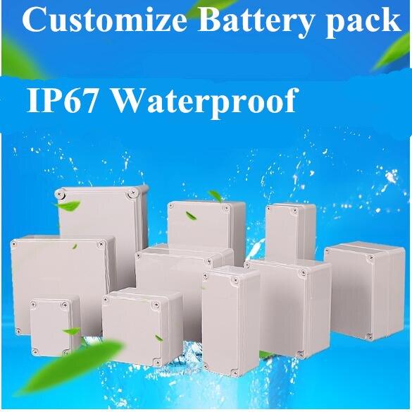 High Quality Ip67 Waterproof 12v 100ah Lithium Battery