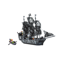 Pirate Ship Model Building Blocks Toys for Children 87010 Compatible with Legoeligss