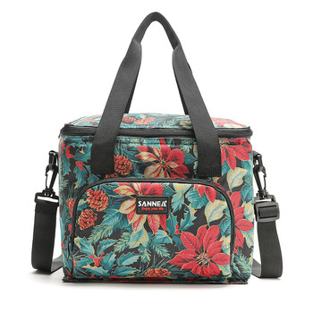 Lunch Tote Bag Portable Thermal Insulated Shoulder Food Large  Cooler Picnic Bags Box for Women Men Thermo - discount item  50% OFF Special Purpose Bags