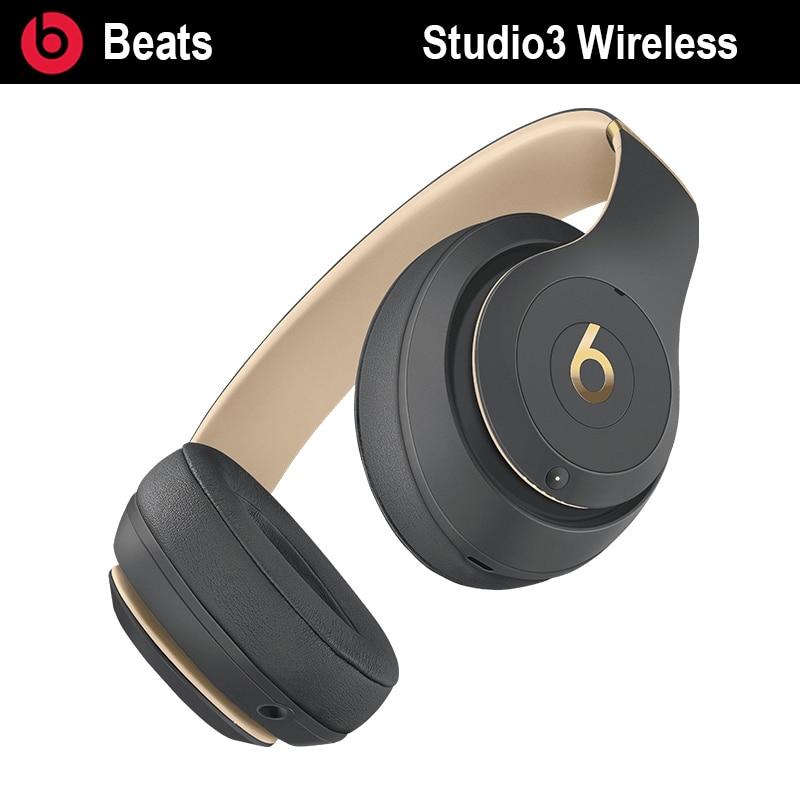 Beats Studio3 Casque Découte Sans Fil Bluetooth Anti Bruit En Temps