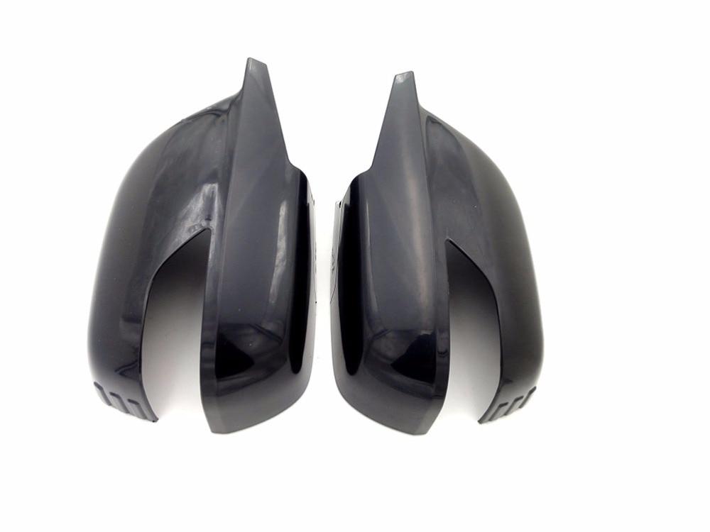 1 paire de rétroviseurs de rétroviseur de porte gauche droite capots de bordure pour Honda CRV 2010-2011
