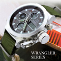AMST Brand Fashion Leather Strap Quartz Watches Men Stainless Steel Digital Led Outdoor Sports Military Watch Relogio Masculino