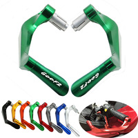 7/8 22mm Motorcycle Handlebar Brake Clutch Levers Protector Guard For Honda CBR600 F2 1991 1994