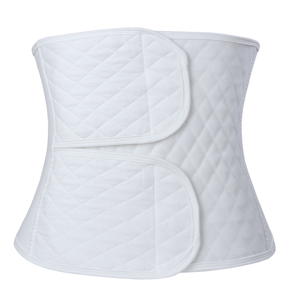 Cotton Postpartum Bandage Girdle Corset Shapewear Belly Binding Postpartum Belly Band Belt Wrap C-Section Ceinture Post-Partum