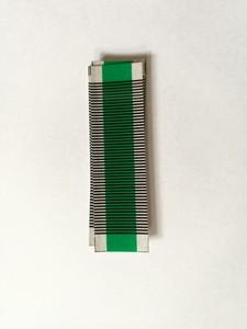 Image 3 - 1pc CNPAM Track Für SAAB 9 5 Automatische Klima ACC LCD Pixel Reparatur Band Kabel