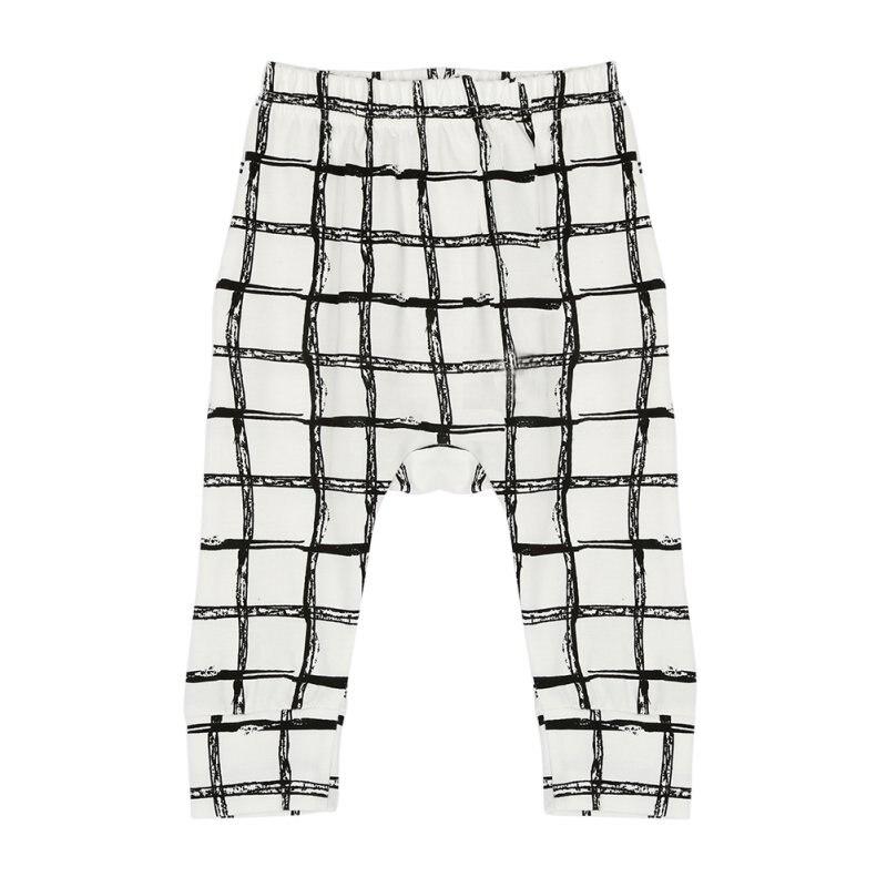 2017 Kids Casual Leggings Harem Trousers PP Pants Baby Boys Girls Animal Pattern Loose Pants