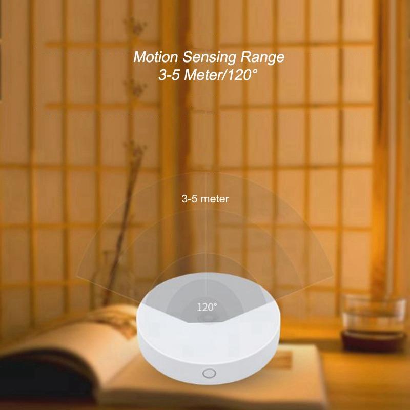 6 LED Night  Light With Motion Sensor 8