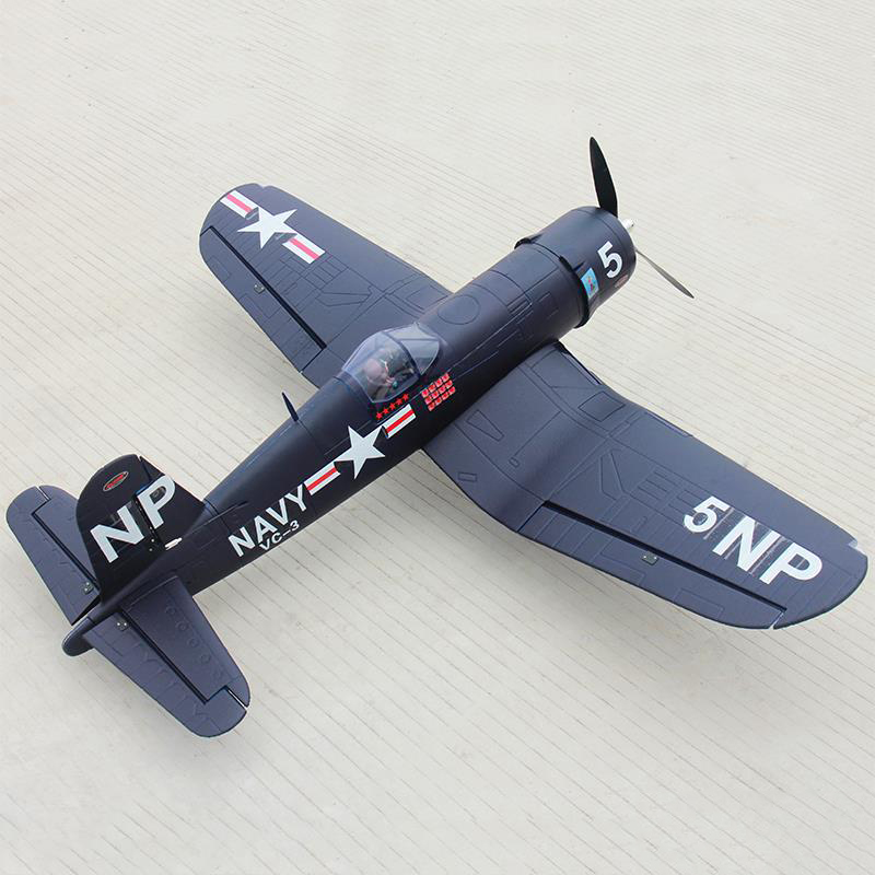 Dynam 1270MM F4U Corsair RC PNP Propeller Plane W/ Motor ESC Servos W/O Battery цена