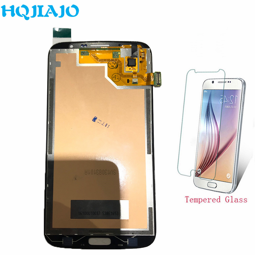 Test LCD Screen For <font><b>Samsung</b></font> Mega 6.3 <font><b>I9200</b></font> I9205 LCD Display Touch Screen Digitizer Frame Assembly For <font><b>Samsung</b></font> Galaxy <font><b>i9200</b></font> LCD image