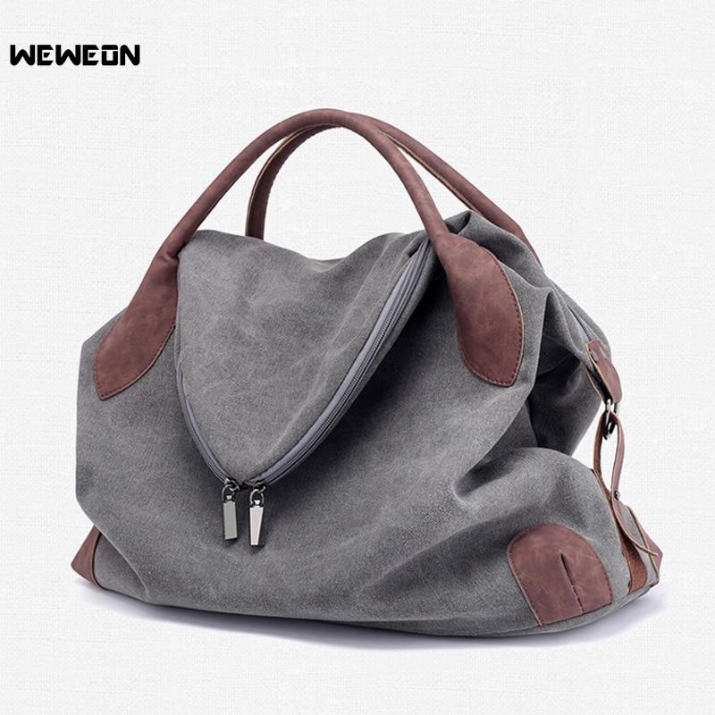 Canvas Sport Gym Shoulder Bags Outdoor Women Sports Gym Bag for Fitness Lady Travel Handbag Crossbody