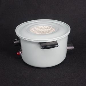 Image 4 - 250 مللي 200 وات مختبر التدفئة الكهربائية عباءة مع منظم الحرارية قابل للتعديل تجهيز