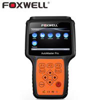 FOXWELL NT614 Car OBD2 Diagnostic Tool Code Reader Engine/ABS/SRS Airbag/Transmission+EPB Oil Reset obd2 Auto Automotive Scanner