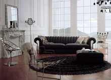 JIXINGE High quality Classical sofa pull clasp sofa ,european style Chesterfield Sofa living room sofa