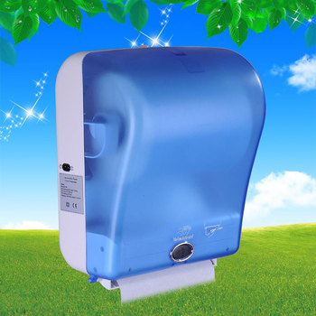 1PC X-3322B Induction automatic the paper towel box machine big hands Infrared induction roll of paper