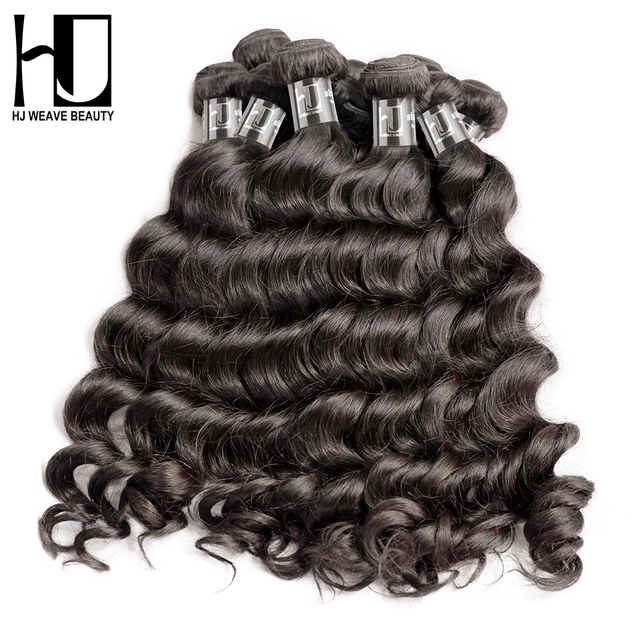8a Human Hair Bundles Malaysian Virgin Hair Natural Wave 3 Bundles