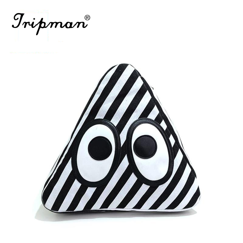 EcoCity Fashion Women Backpack Vintage Canvas cartoon School Backpacks Girl Lady Student School bags mochilas for Teenagers