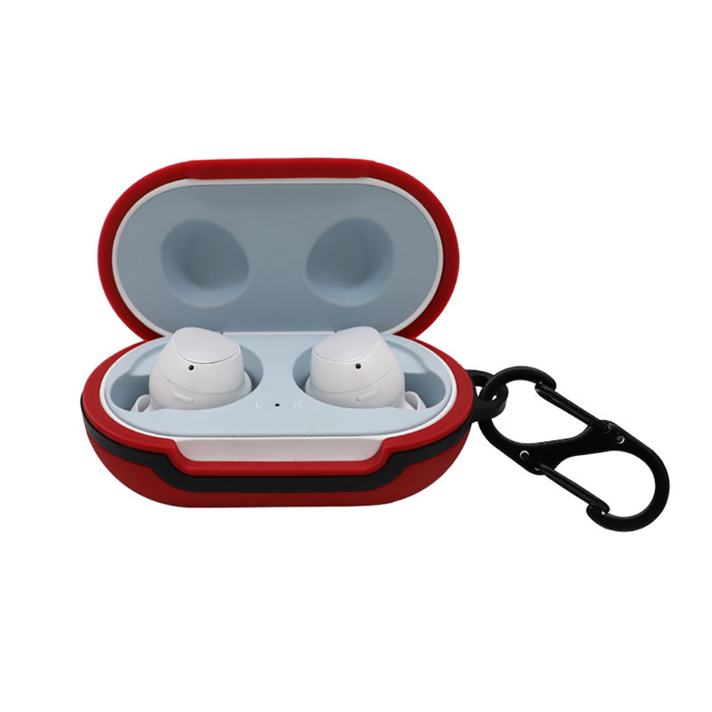 Купить с кэшбэком for Samsung Galaxy Buds Case Bluetooth Earphone Pouch Dust-proof Protective Silicone Cover for Samsung Buds 2020 Bag Shockproof