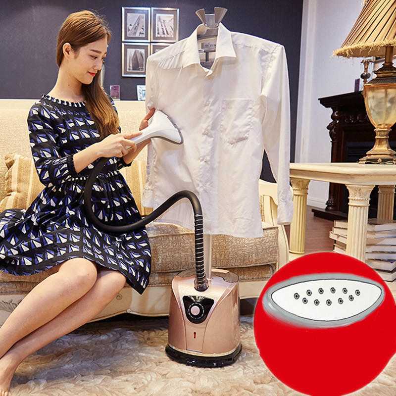 The Republic of Korea  Iron clothes Hanging ironing machine household Couture Steam electric iron High-power Ironing Machine cukyi household electric multi function cooker 220v stainless steel colorful stew cook steam machine 5 in 1