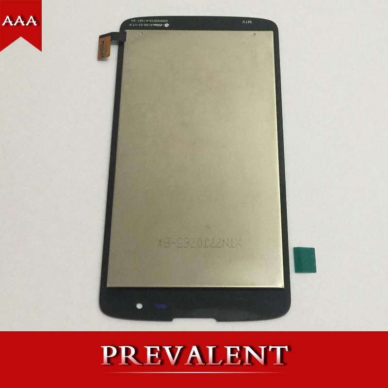 Black/White For LG K8 LTE K350N K350E K350DS Full LCD Display Panel Module + Touch Screen Digitizer Sensor Assembly