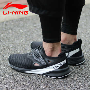 Li-Ning Men COLOR ZONE Cushion Running Shoes Light Breathable Sneakers Comfort Fitness LiNing Sports Shoes ARHN073 SAMJ18 - DISCOUNT ITEM  39% OFF Sports & Entertainment