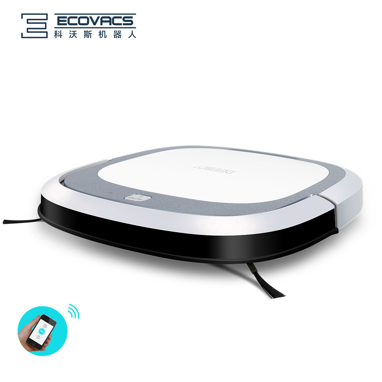 home fully automatic intelligent robot sweeping machine ultra thin mop robot vacuum - Robot Mop