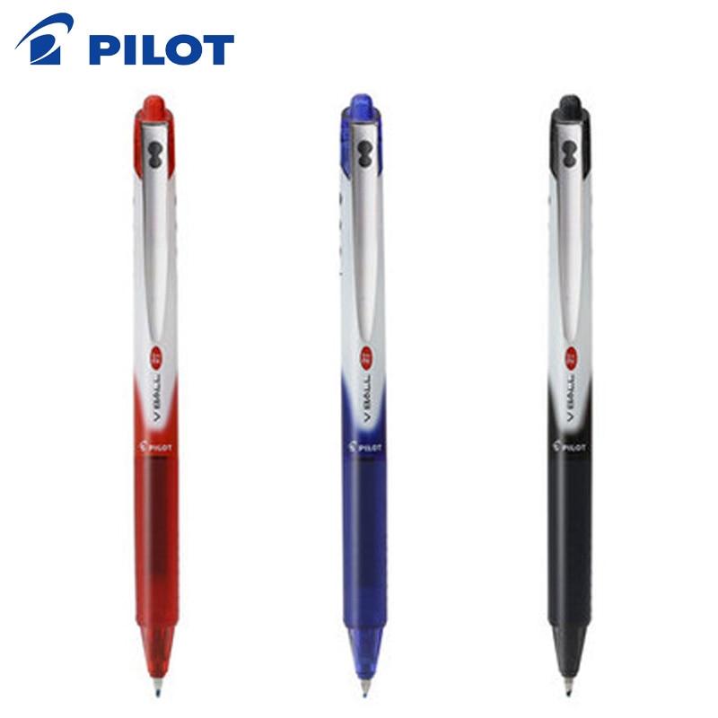 Pilot BLRT-VB5 Jepun 0.5mm Rollerball Pen Alat tulis dan borong boleh ditarik balik